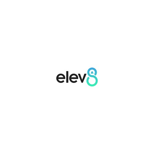 elev8 Logo Design Coincept