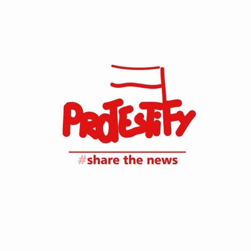 protest sharing app