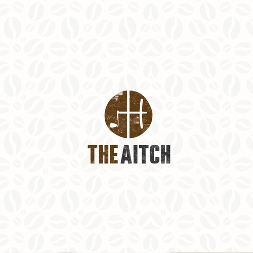 Logo for a cafe (the aitch mean H )