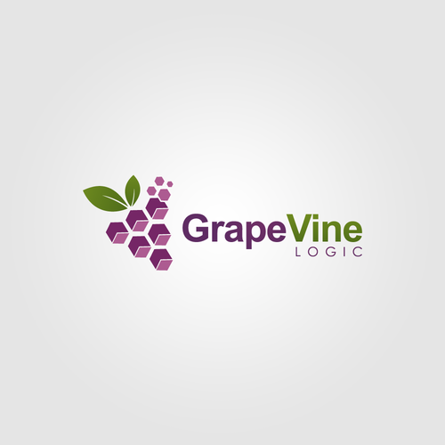 "Heard it through the ""GrapeVine"" - Create a logo CMO's will love!"