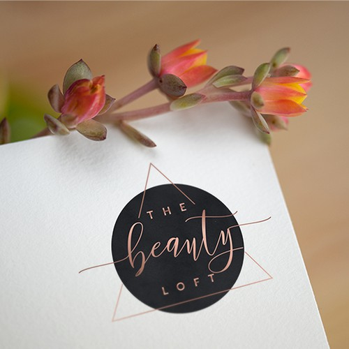 Logo proposal for beauty salon