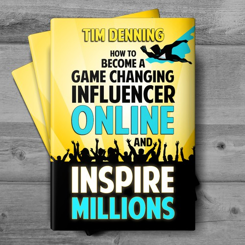 Cover for Successful Online Influencer, Tim Denning