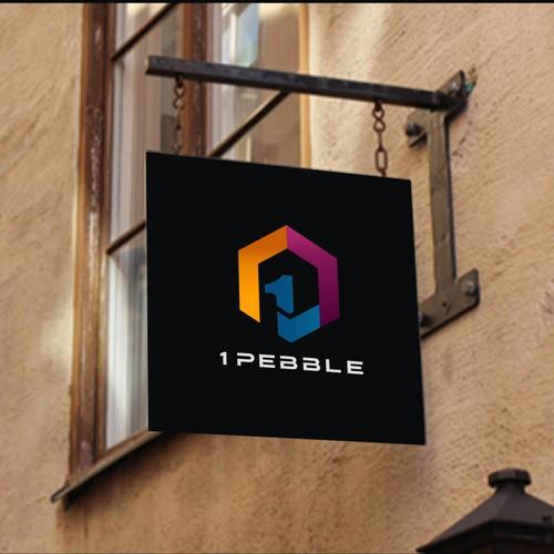 1 pebble
