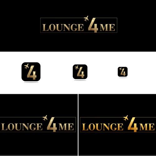 Luxury and Comfort logo  - Lounge 4 Me