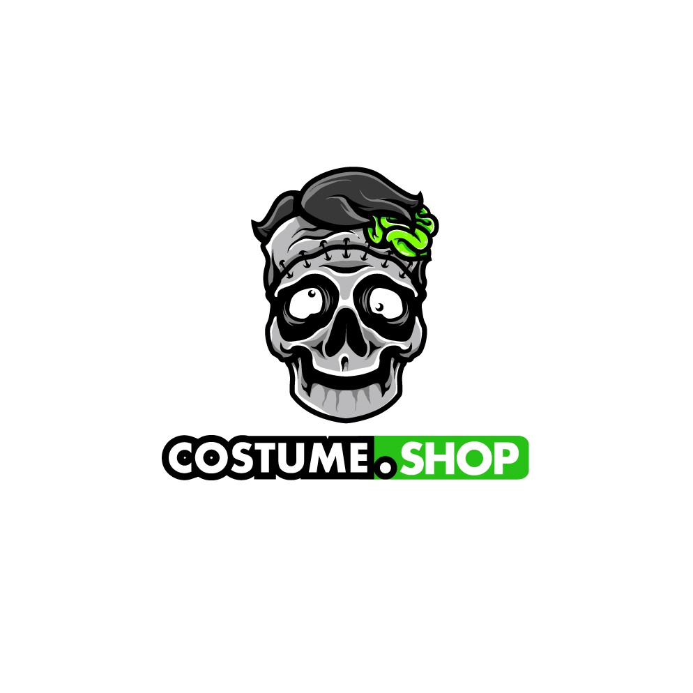 Design fun and exciting logo for Costume dot Shop