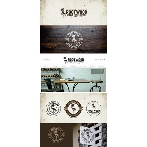 Logo for Home Furniture Retailer