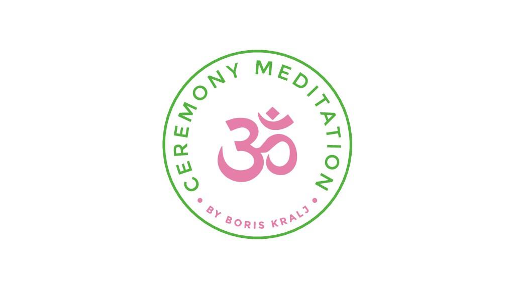 Designing a logo for a modern meditation instructor