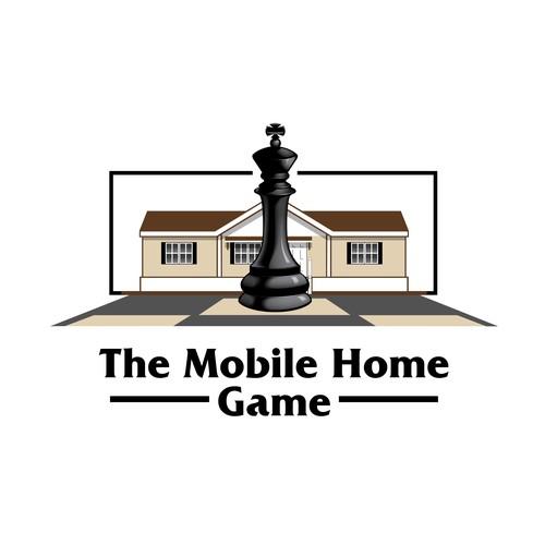 The Mobile Home Game Logo