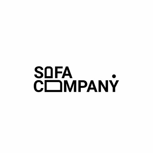 Logo concept for sofa company