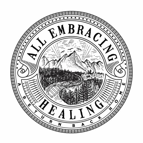 All-Embracing Healing logo