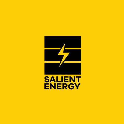 Salient Energt logo concept