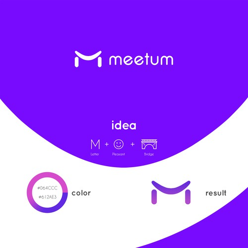 Icon Concept For Meetum