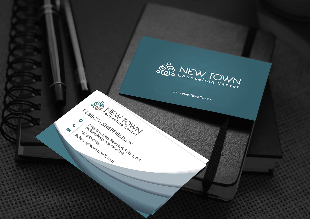 New creative counseling center seeks a logo that leaves a lasting impression