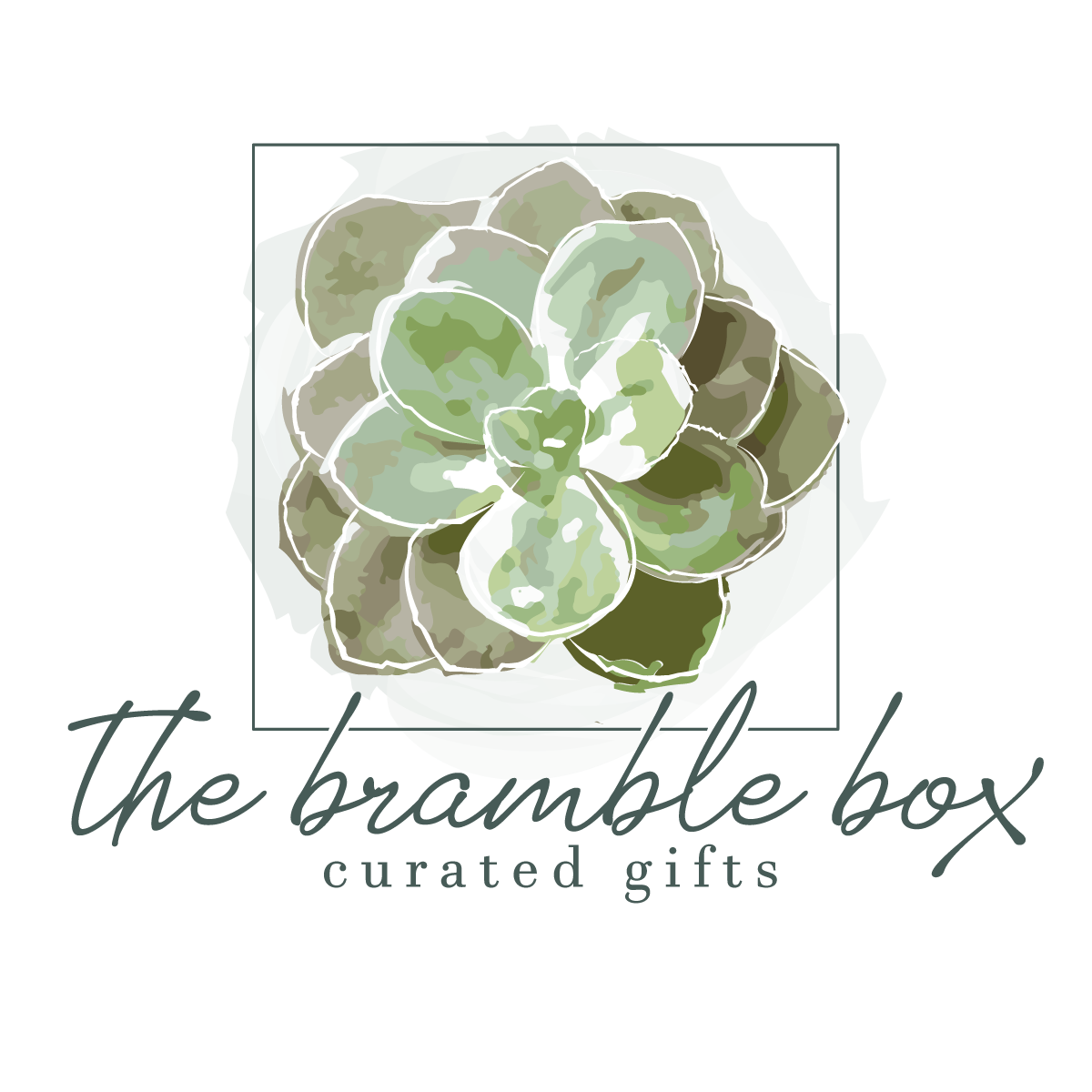 don't get stuck designing a logo for the bramble box