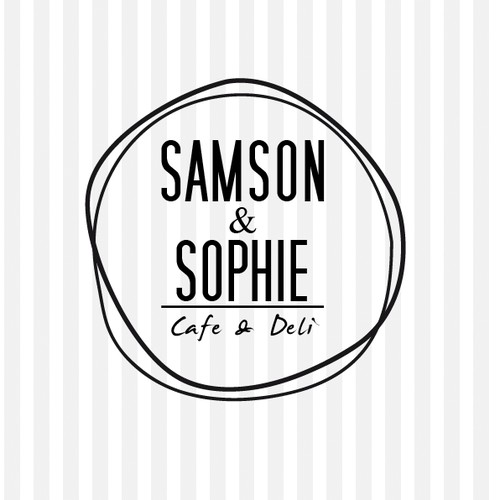 Silver Level - Create a winning logo for cafe 'Samson and Sophie'