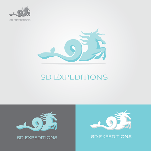 New ocean expedition company needs an iconic logo!