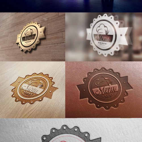 CREATE A LOGO (MENU) / PRIVATE LABEL LOGO