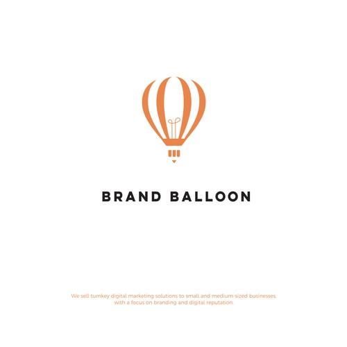 Brand Balloon