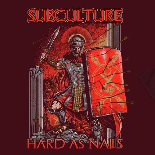 hard as nail