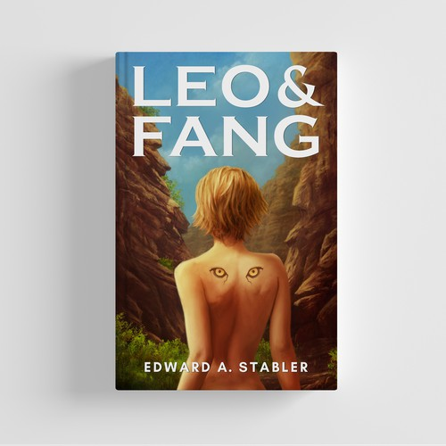 LEO & FANG - Cover Design
