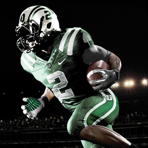 Design Dartmouth College's Future Football Uniforms