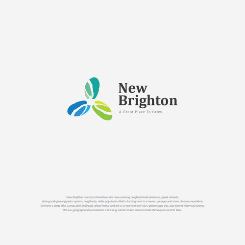 Logo Concept for New Brighton City