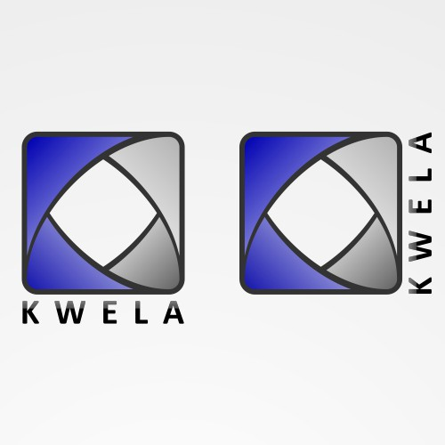 Design an exciting logo for Kwela, a software startup