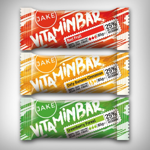 vitamin bar design