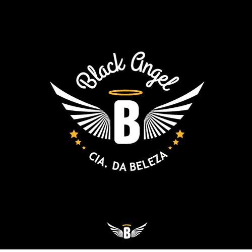 Logo - Black Angel