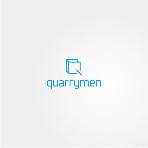 quarrymen社のためにワクワクする会社のイメージでデザインして下さい。