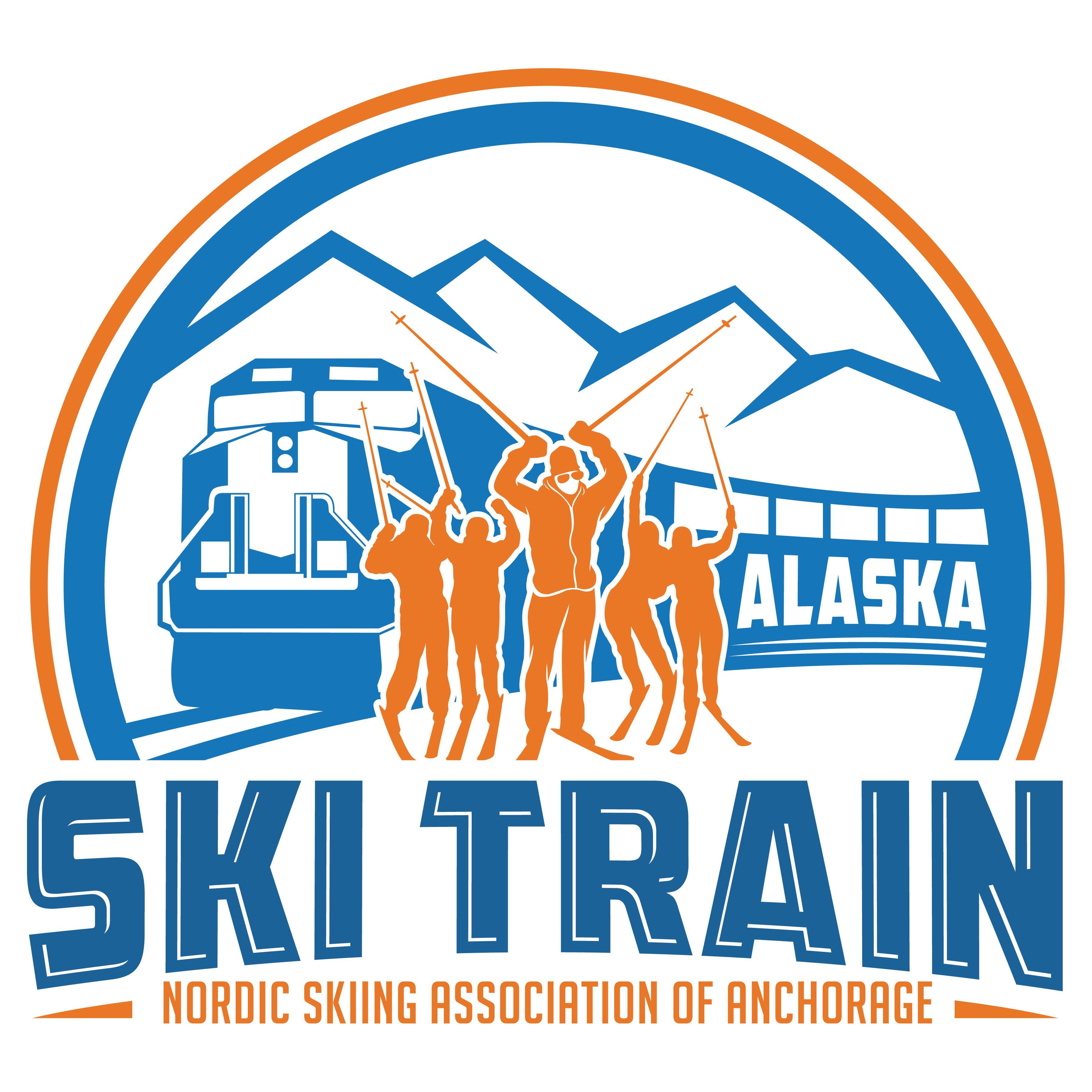 Ski Train needs a creative logo