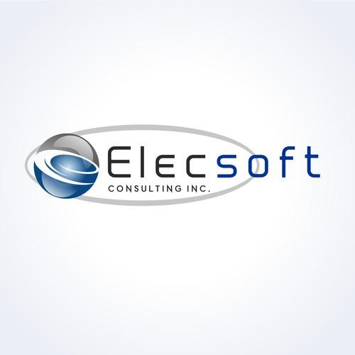 Elecsoft Consulting Inc. needs a new logo