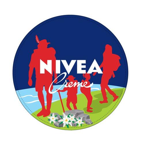 Nivea Swiss 110 years Aniversary contest