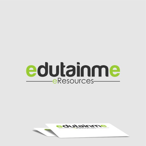 Help Edutainme with a new logo