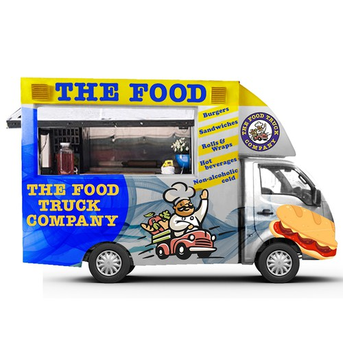 Need the Food Truck Design