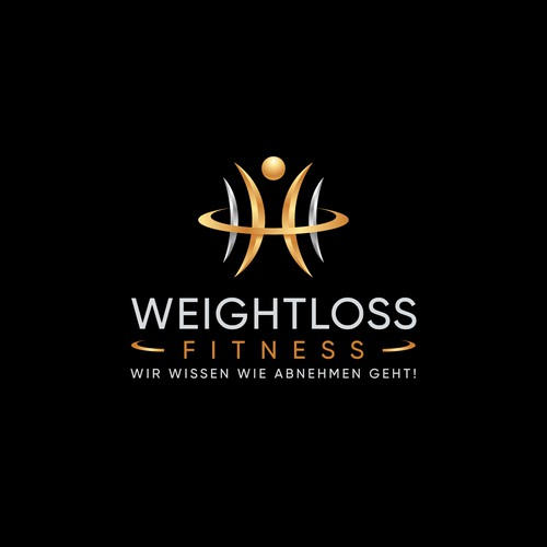 Luxury logo for Weightloss Fitness