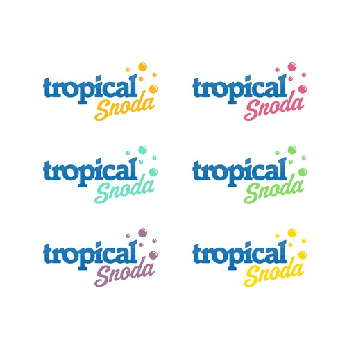 Logo Design for Tropical Snoda