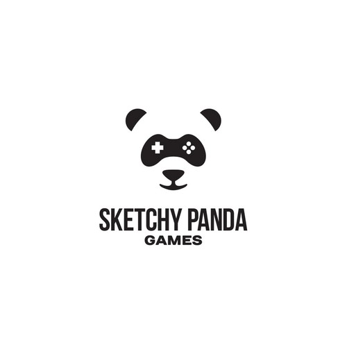 logo for game developers http://www.sketchypandagames.com/