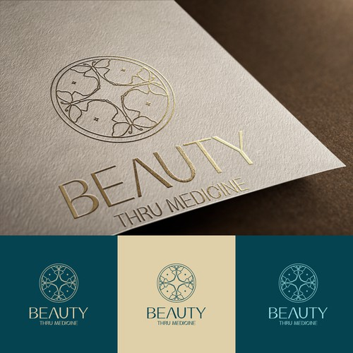 Logo Concept for Luxury Spa