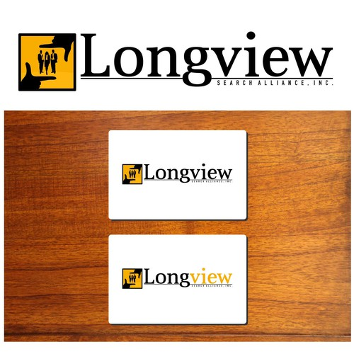 Creative freedom encouraged for Longview Search - a recruiting firm built on transparency.