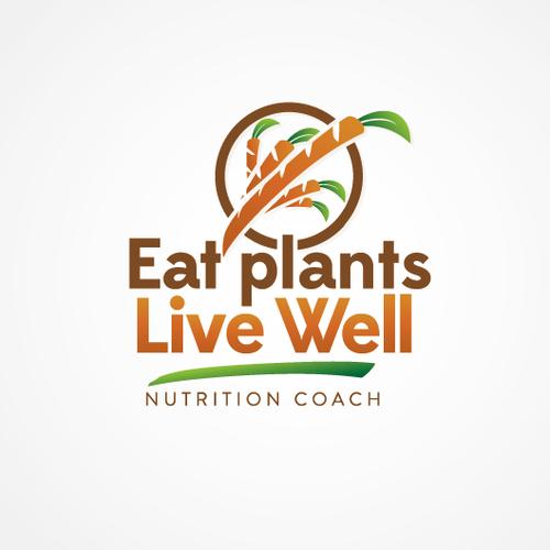 eat plants live well needs a new logo