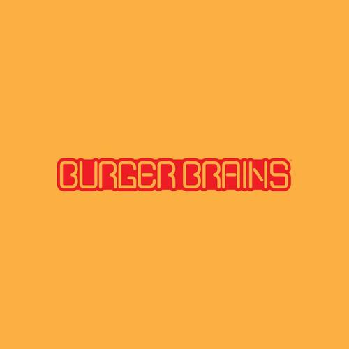 Title Logo for a Burger Restaurant