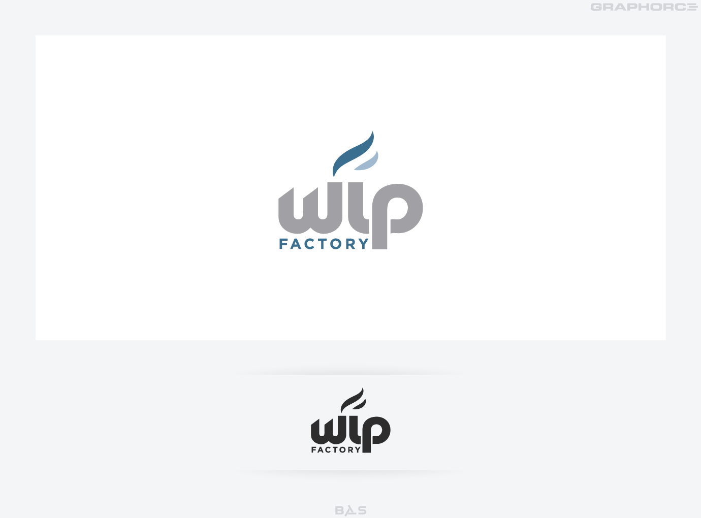 logo for WIP Factory