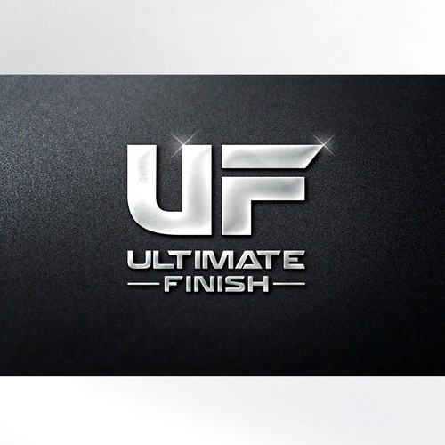 Ultimate Finish needs a fresh logo, sharp look, any takers