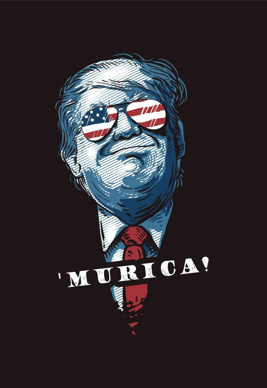 Bad Ass Trump Design