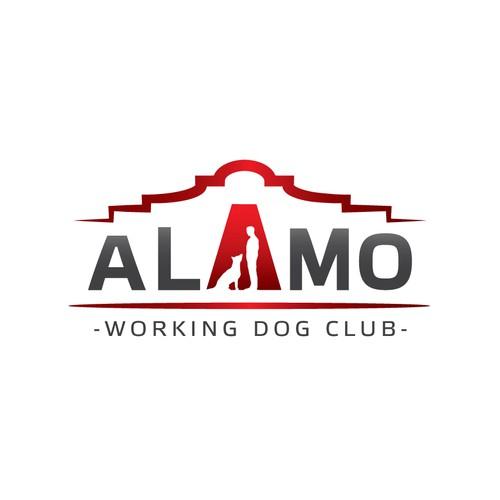 Logo for Dog club