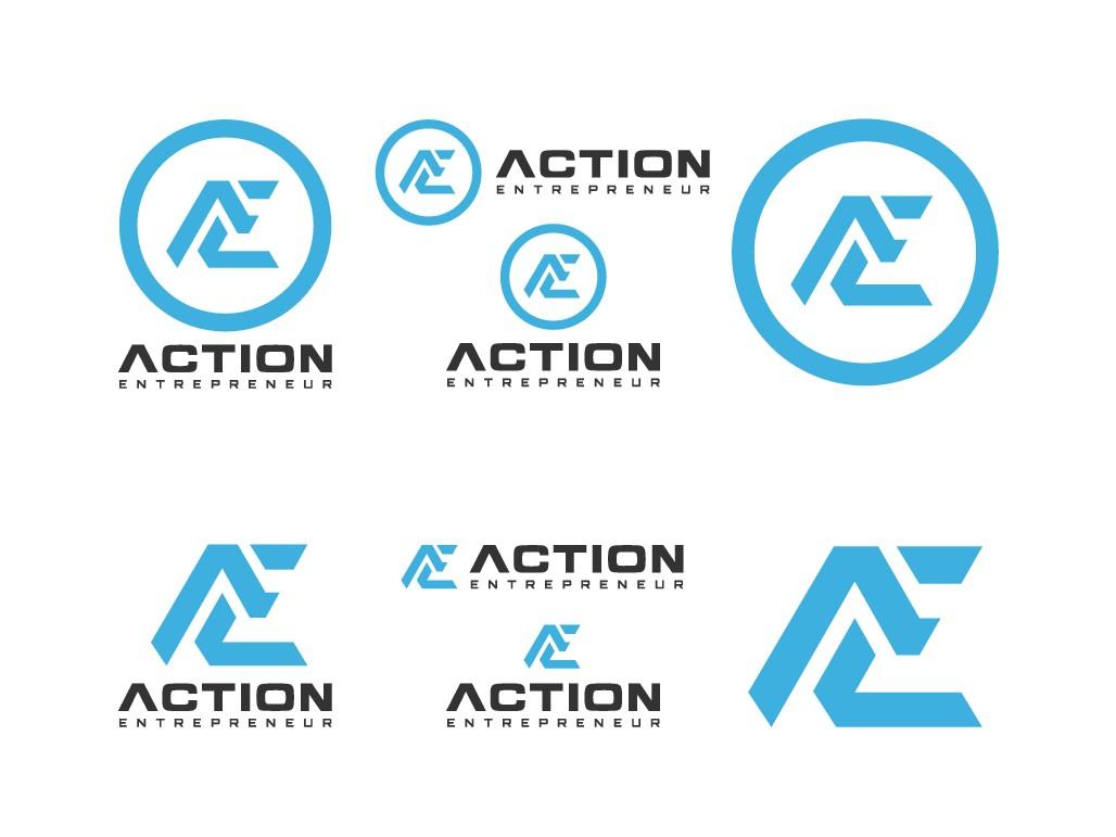**Action Entrepreneur** Build the logo/brand for a movement. More to follow!! :)
