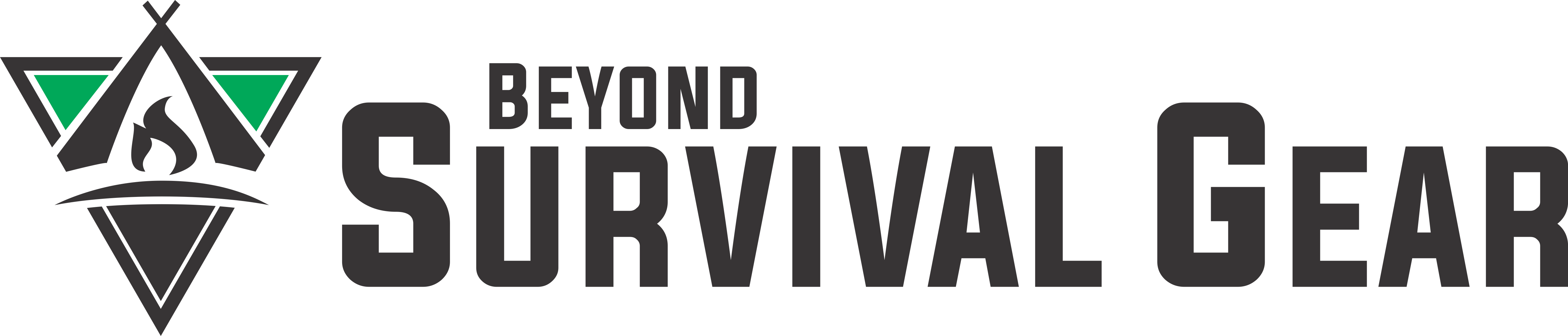 Emergency survival gear website needs an awesome and powerful logo