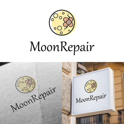 A simple an fun logo design for repairs of different devices