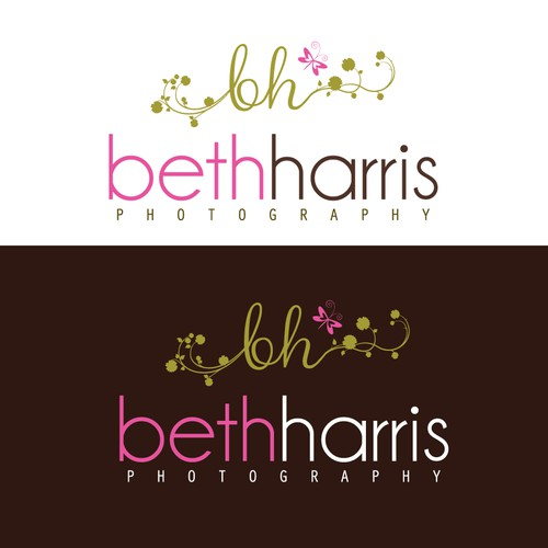 Logo Design for Beth Harris